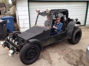 Guys project buggy